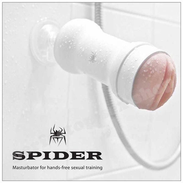 âm đạo giả cao cấp Spider, đồ chơi tình dục chính hãng Mỹ