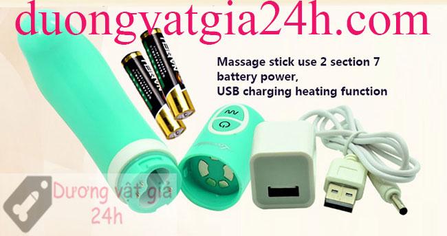 Sextoy làm sướng phụ nữ - Máy massage điểm g mini 4