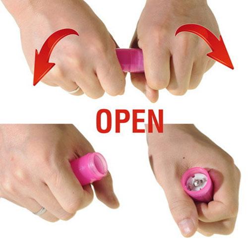 Đồ chơi rung ngoáy âm vật - Máy mát xa điểm g mini giá rẻ 3