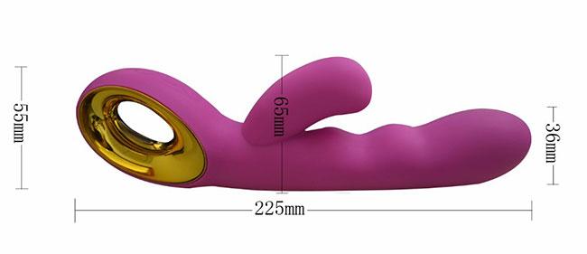 Đồ chơi có rung - Dụng cụ tình dục cho nữ tự sướng 2