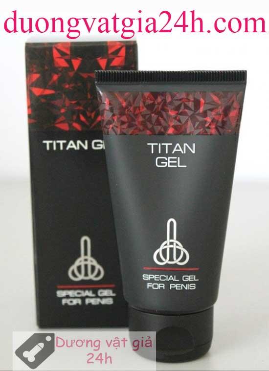 Gel titan làm to dương vật chính hãng 4