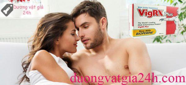 VigRX Plus chính hãng Mỹ - Thuốc điều trị yếu sinh lý nam 3