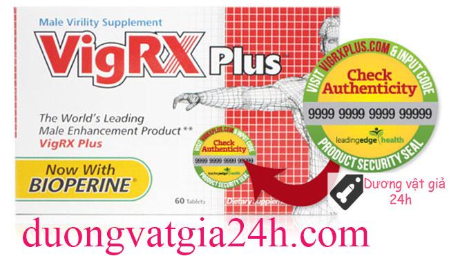 VigRX Plus chính hãng Mỹ - Thuốc điều trị yếu sinh lý nam 4