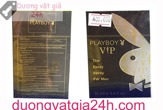 Chai xịt Playboy Vip giúp nam giới quan hệ lâu 3