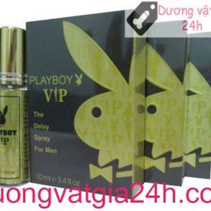 Chai xịt Playboy Vip giúp nam giới quan hệ lâu