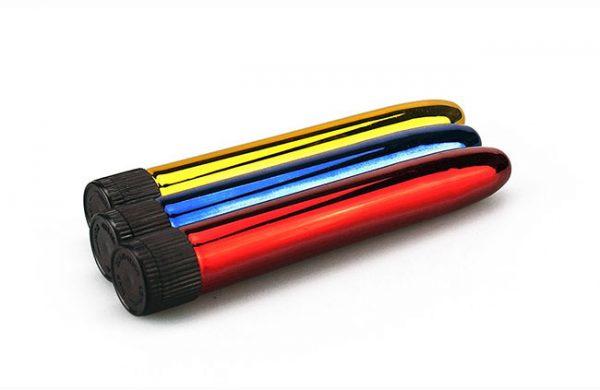Máy rung mini cây bút kích thích điểm g 4