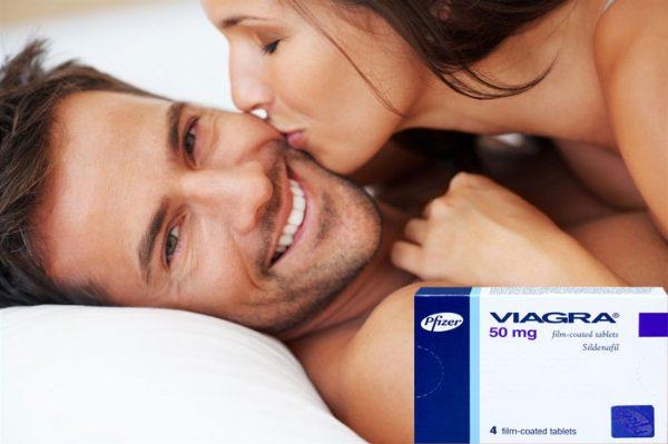 Thuốc cương dương Viagra 100mg 4