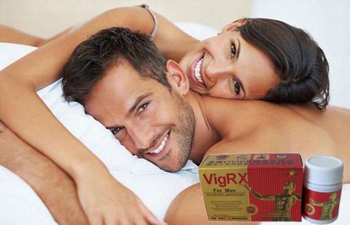 Thuốc làm dương vật cương cứng VigRx For Men 2