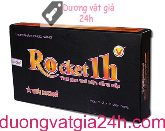 Thuốc Rocket 1h tăng cường sinh lý nam 2