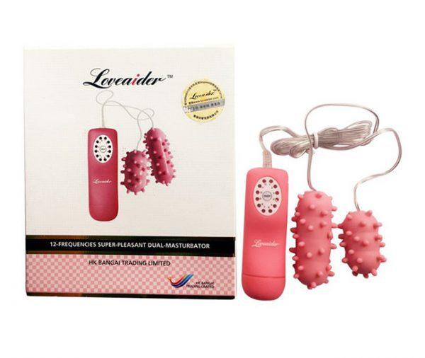 Dụng cụ massage âm đạo cao cấp - Trứng rung Loveaider