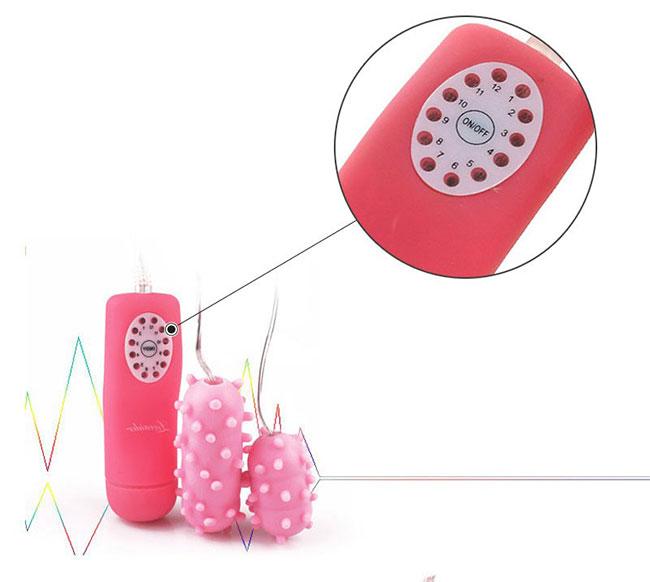 Dụng cụ massage âm đạo cao cấp - Trứng rung Loveaider 5