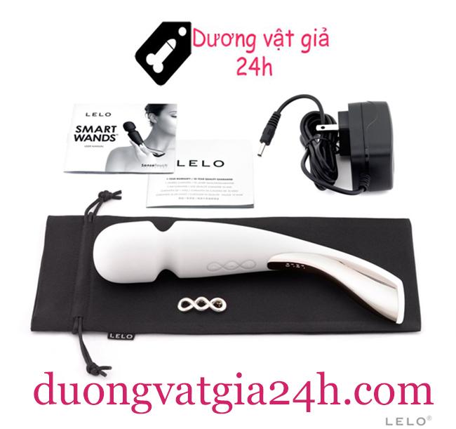 Dụng cụ hỗ trợ tình dục - Chày rung massage 3